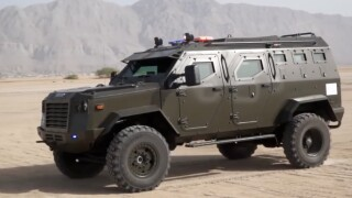 Butte police adding armored vehicle to fleet thanks to federal grant