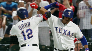 Rangers beat Rays September 12 2019