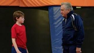 """Robert De Niro, right, stars in """"The War with Grandpa."""""""