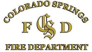 Colorado Springs fire crews put out small grass fire