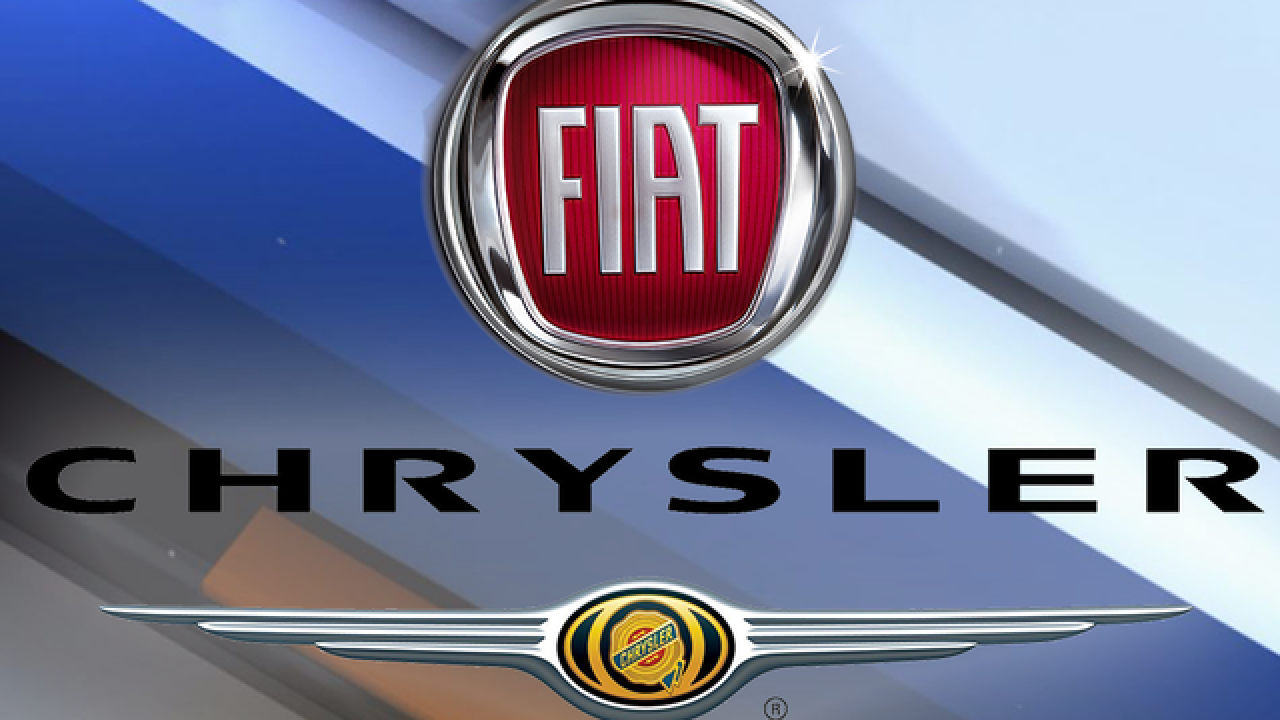 Fiat Chrysler recalls vehicles for alternator, wiring troubles