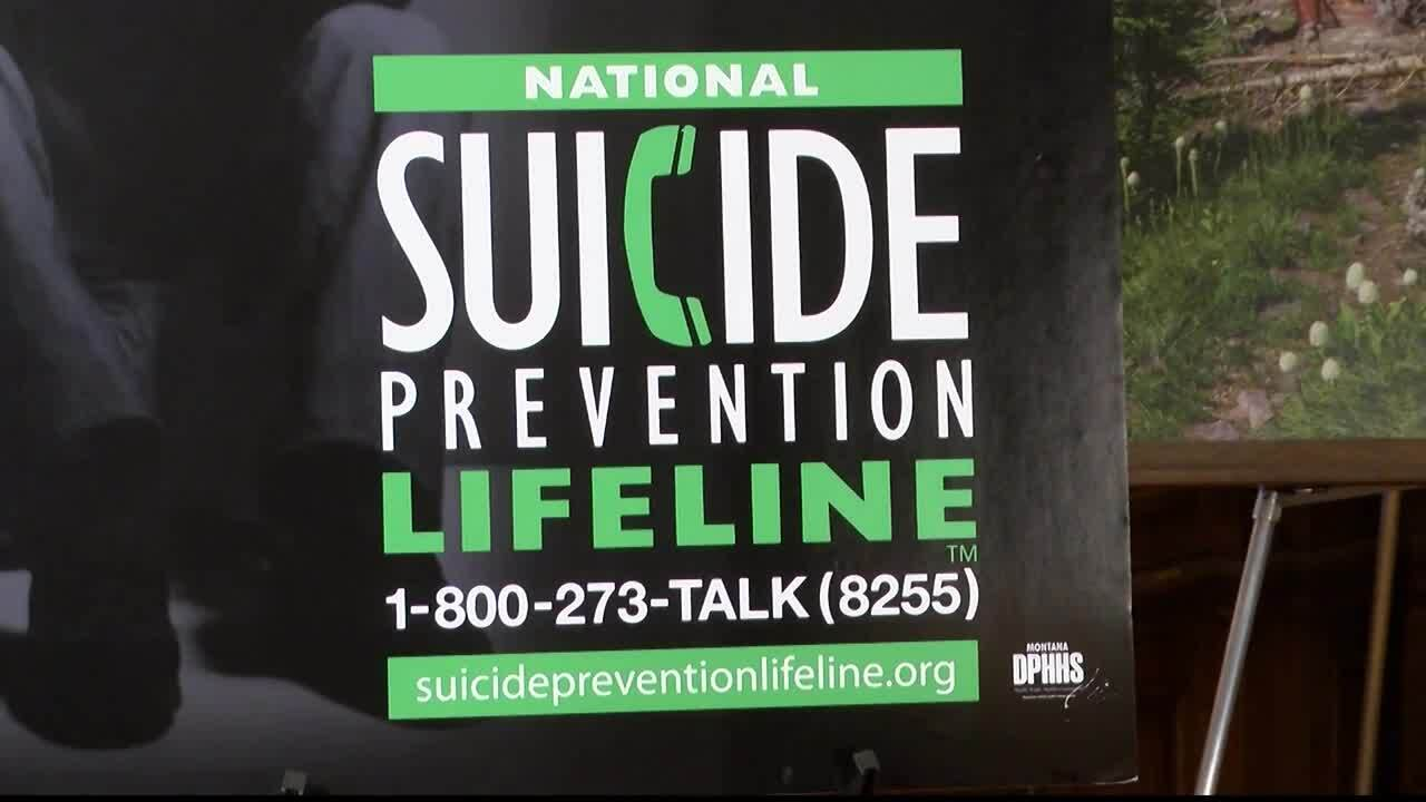 Suicide Prevention Week being marked in Missoula