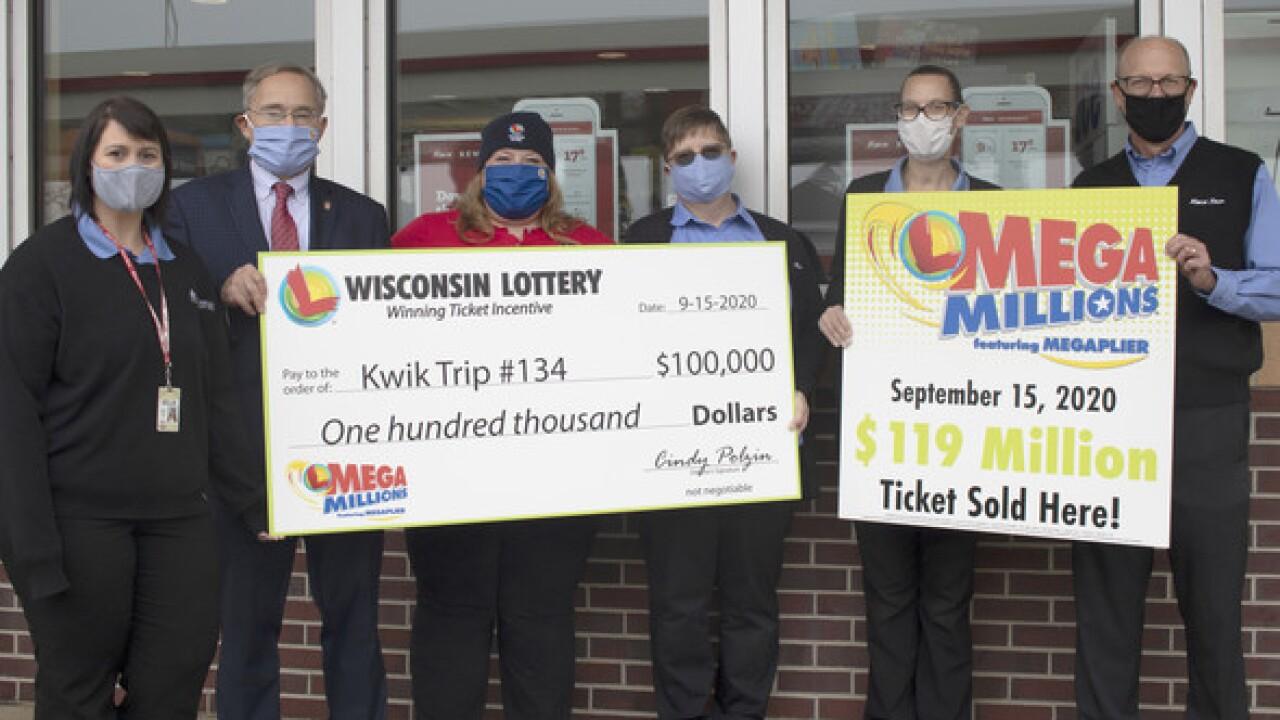 Racine Man Wins 120 Million Mega Millions Jackpot