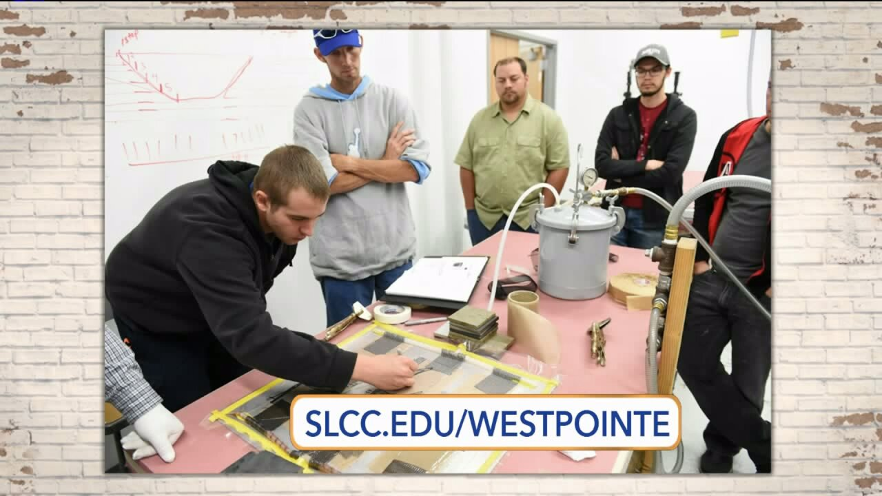 SLCC wants to help you get a career in plastics and compositemaking