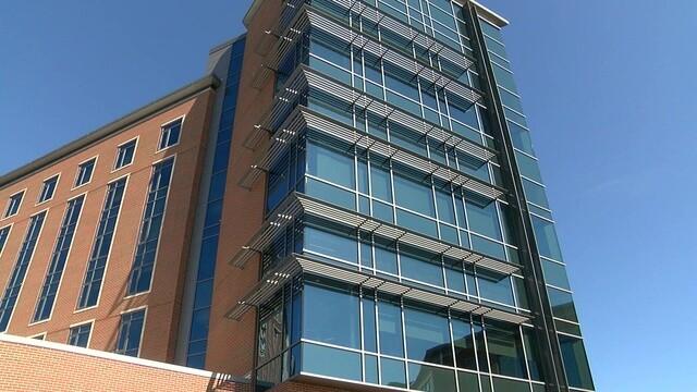 PHOTOS: Inside Ball State's new $40 million dorm