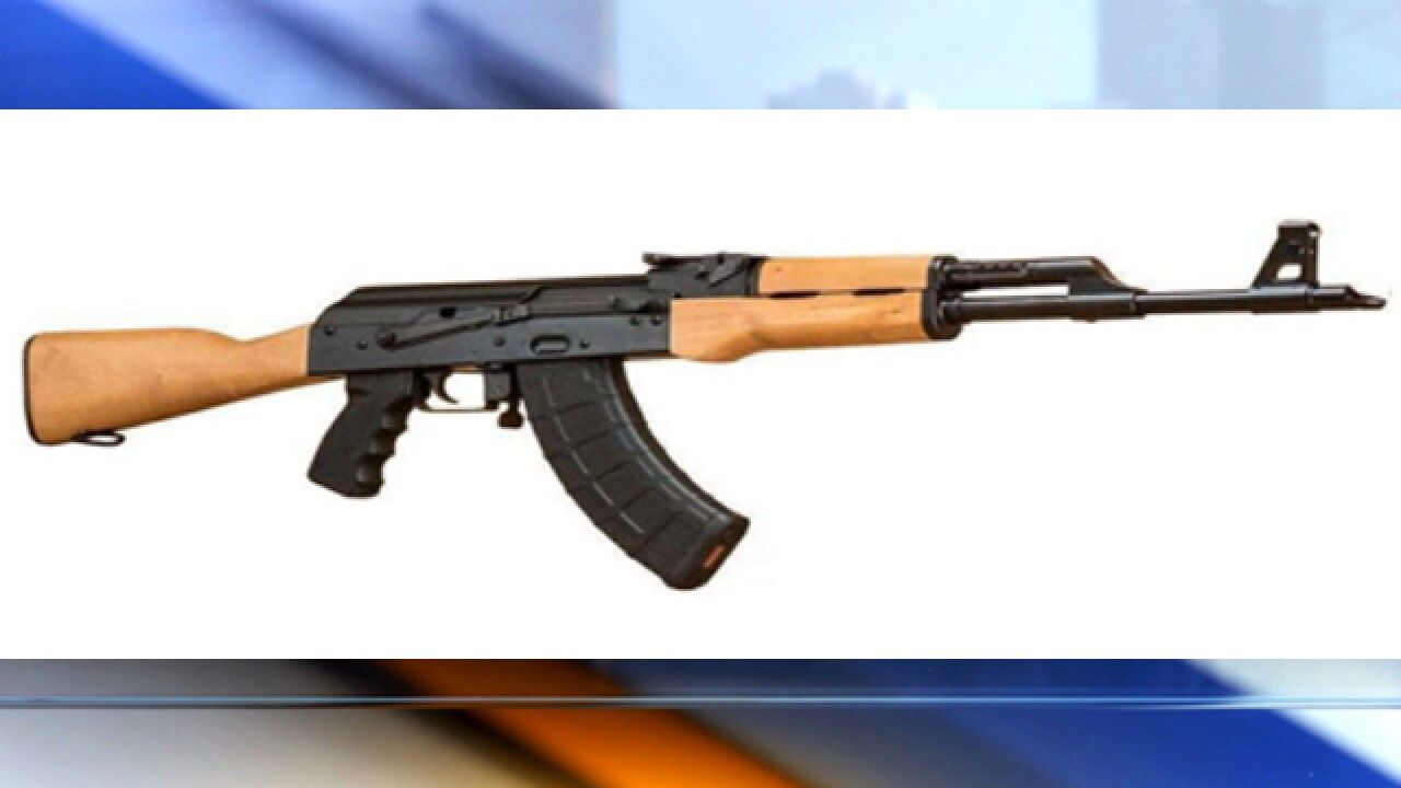 Warren County sheriff seeks gun used in shooting of deputy