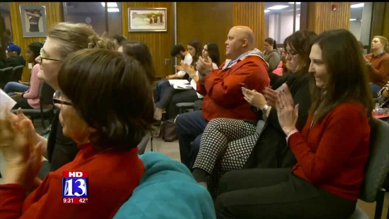 SLC School District Board resolves to protect undocumentedstudents