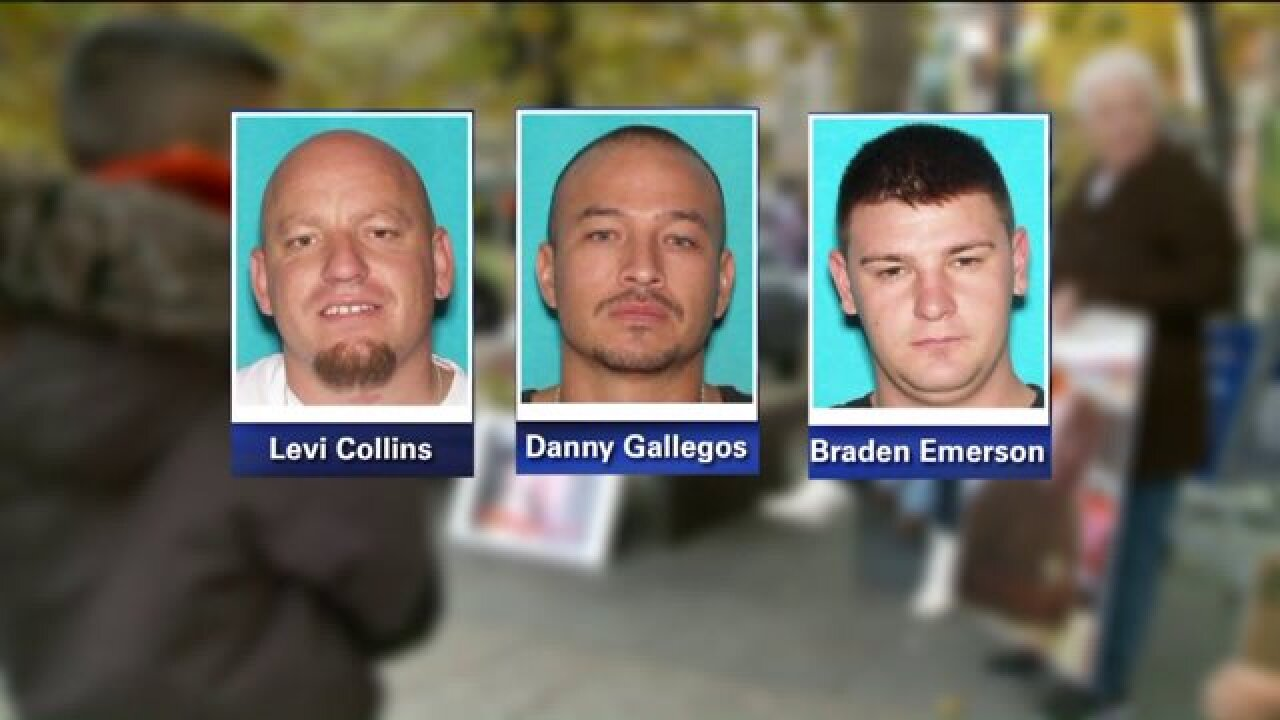 Family, friends desperate for answers 2 years after disappearance of 3 men inSLC
