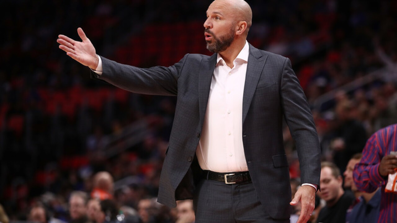 Jason Kidd releases first public statement since firing