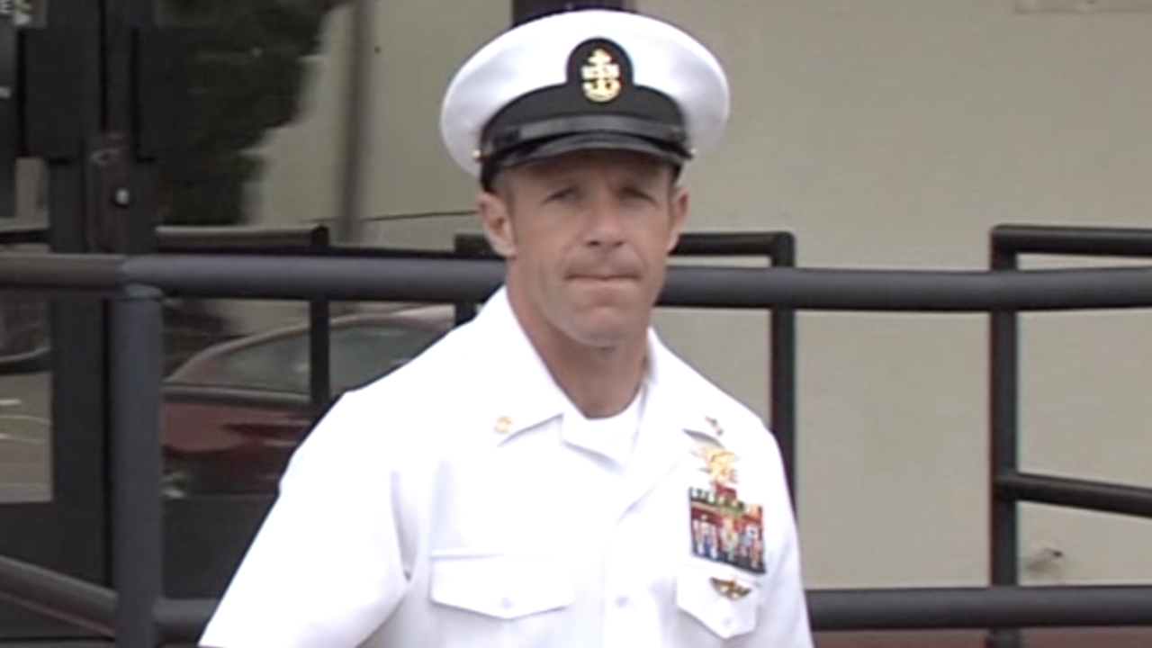 Navy SEAL testifies that fellow service member on trial called dead prisoner 'ISIS dirt bag'
