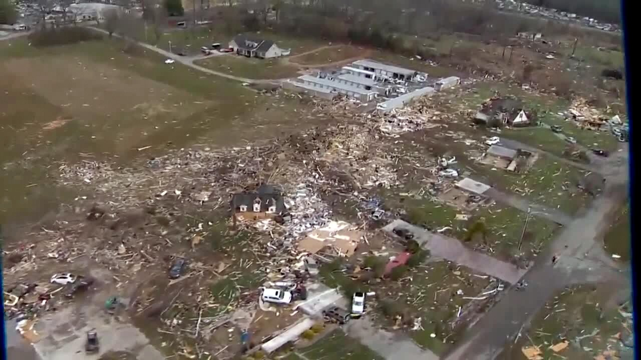 Dozens still missing after Tuesday tornadoes that ravaged Middle Tennessee