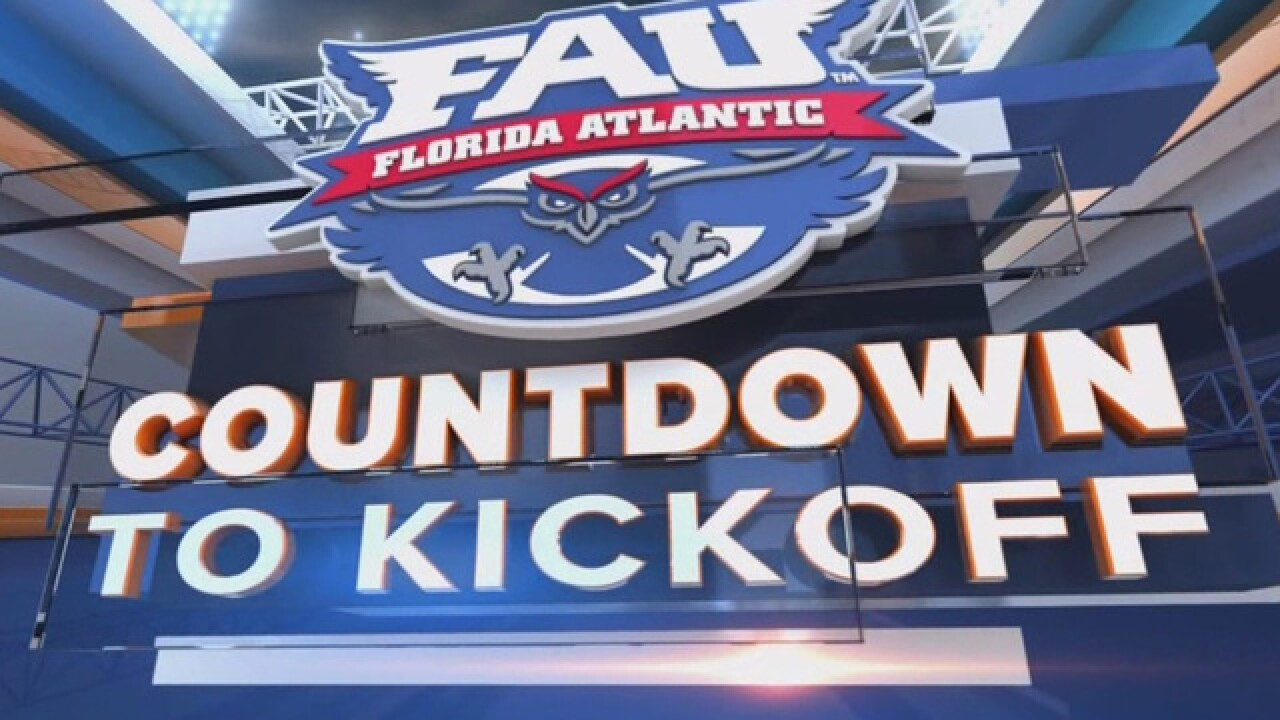 Watch: FAU Owls Countdown to Kickoff