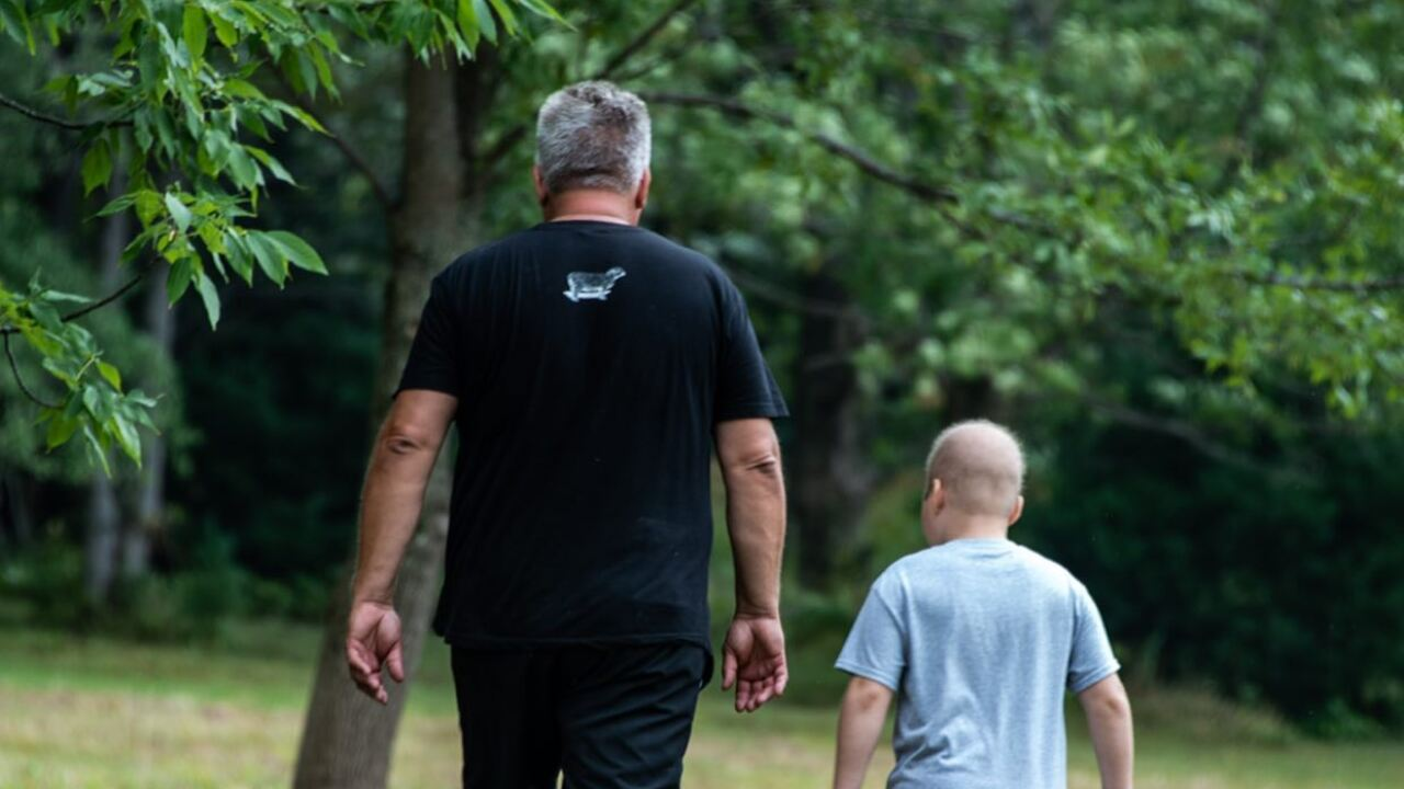 Still Water Farm in Boston hosts picnics for kids with cancer and blood disorders