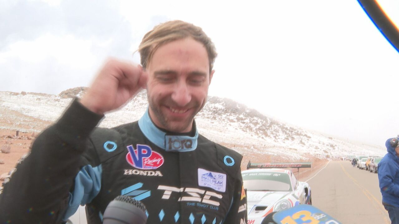 Robin Shute claims second King Of The Mountain Title