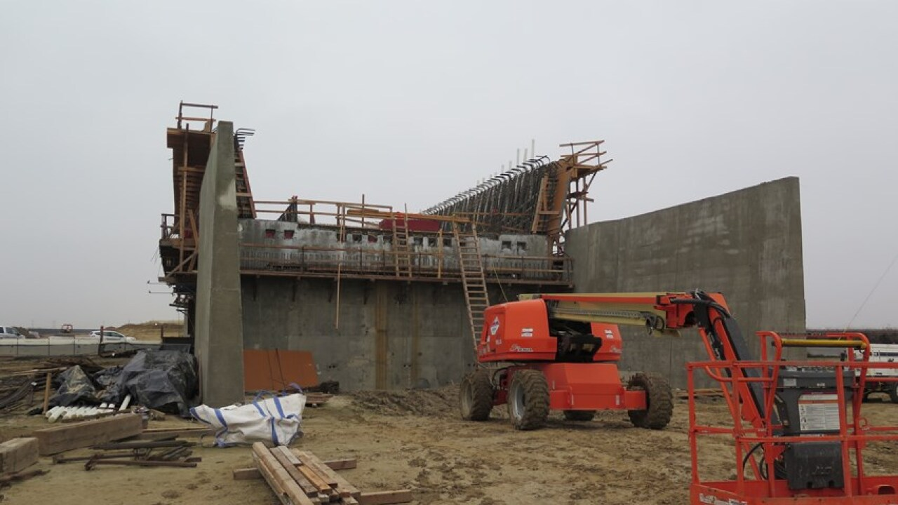 California High-Speed Rail Construction Project, Garces Hwy