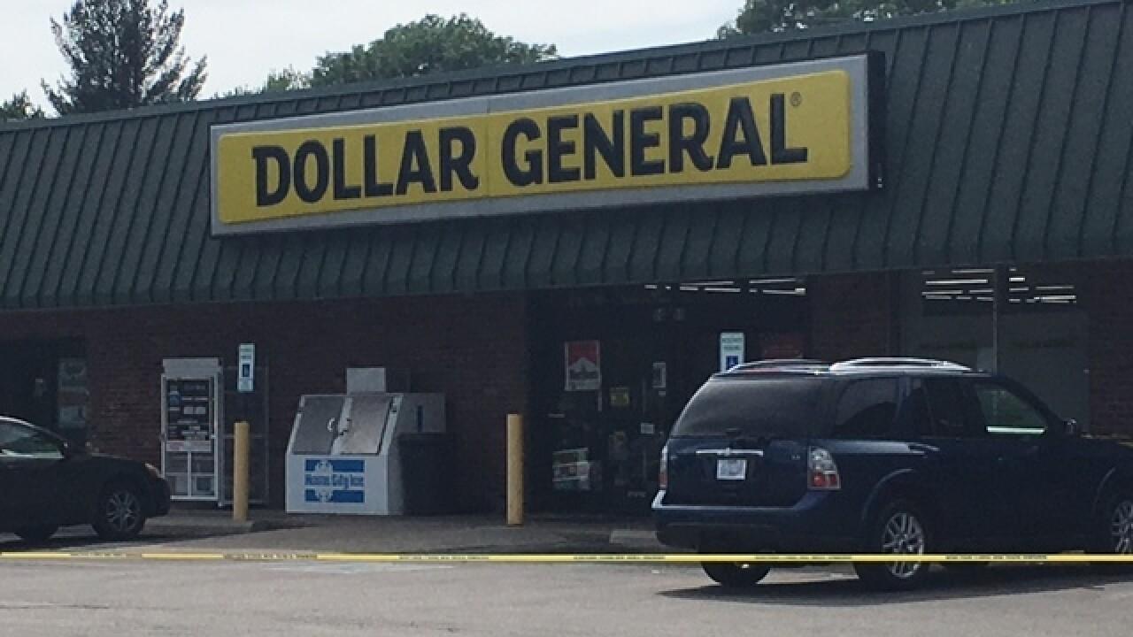 Fatal shooting at Dollar General store