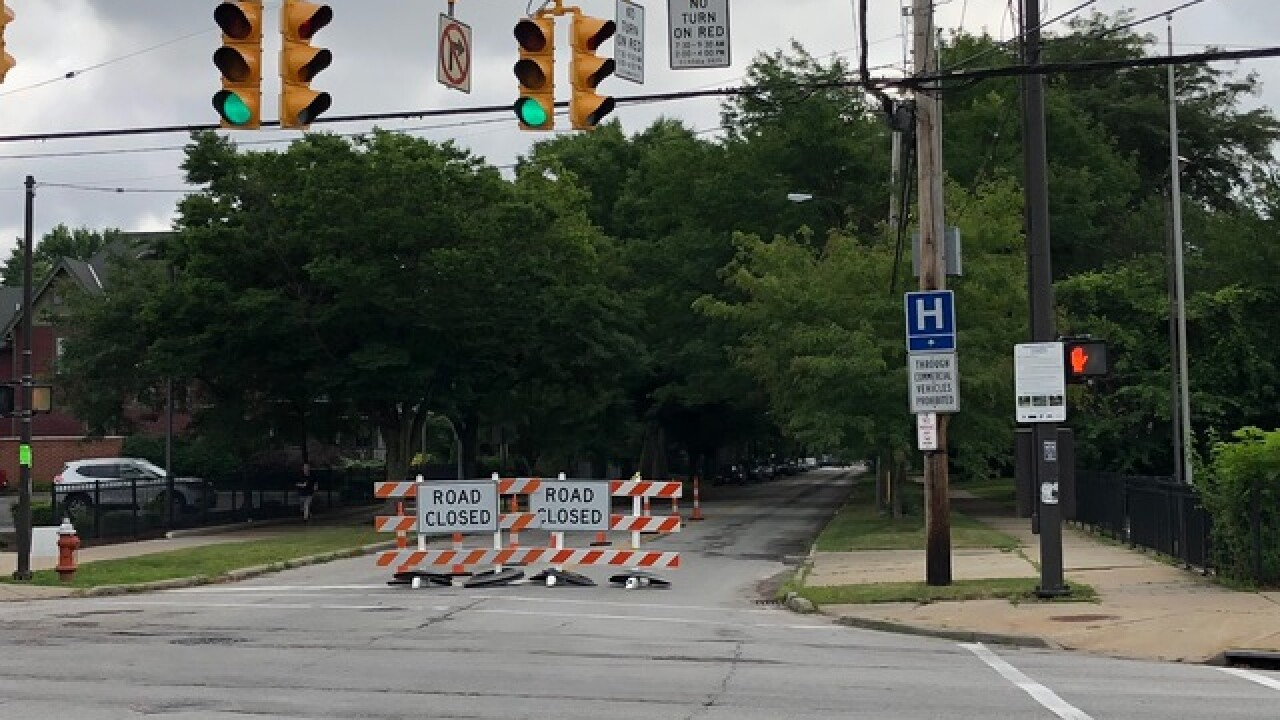 New traffic plan taking effect in Ohio City