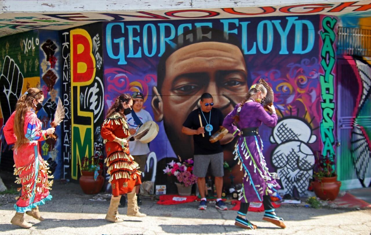 george floyd native americans.jpeg