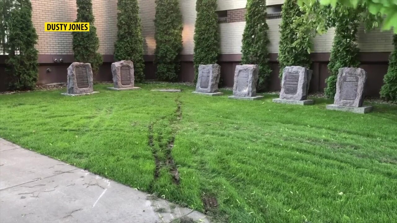 Man charged with removing Kalispell 10 Commandments monument