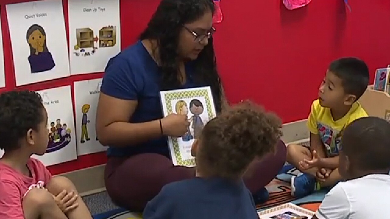 More kids in CLE are ready for kindergarten