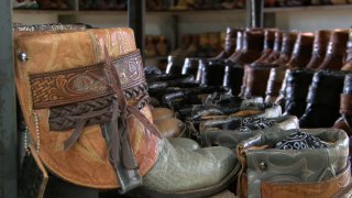 These boots are made for walkin': Montana woman's cowboy boot business gets international attention