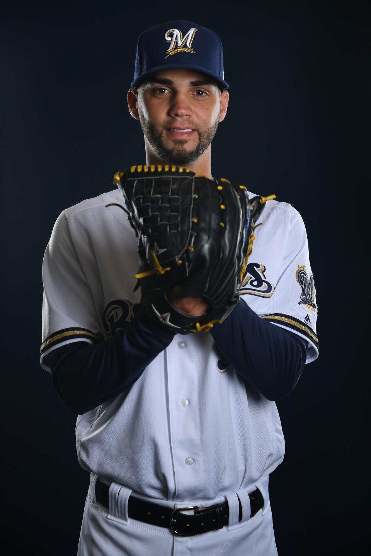 Pitcher Alex Claudio