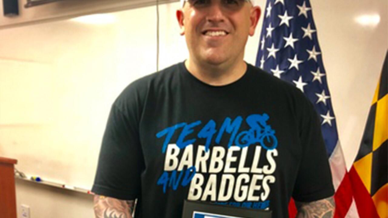 Everyday Heroes winner: Marc Bona
