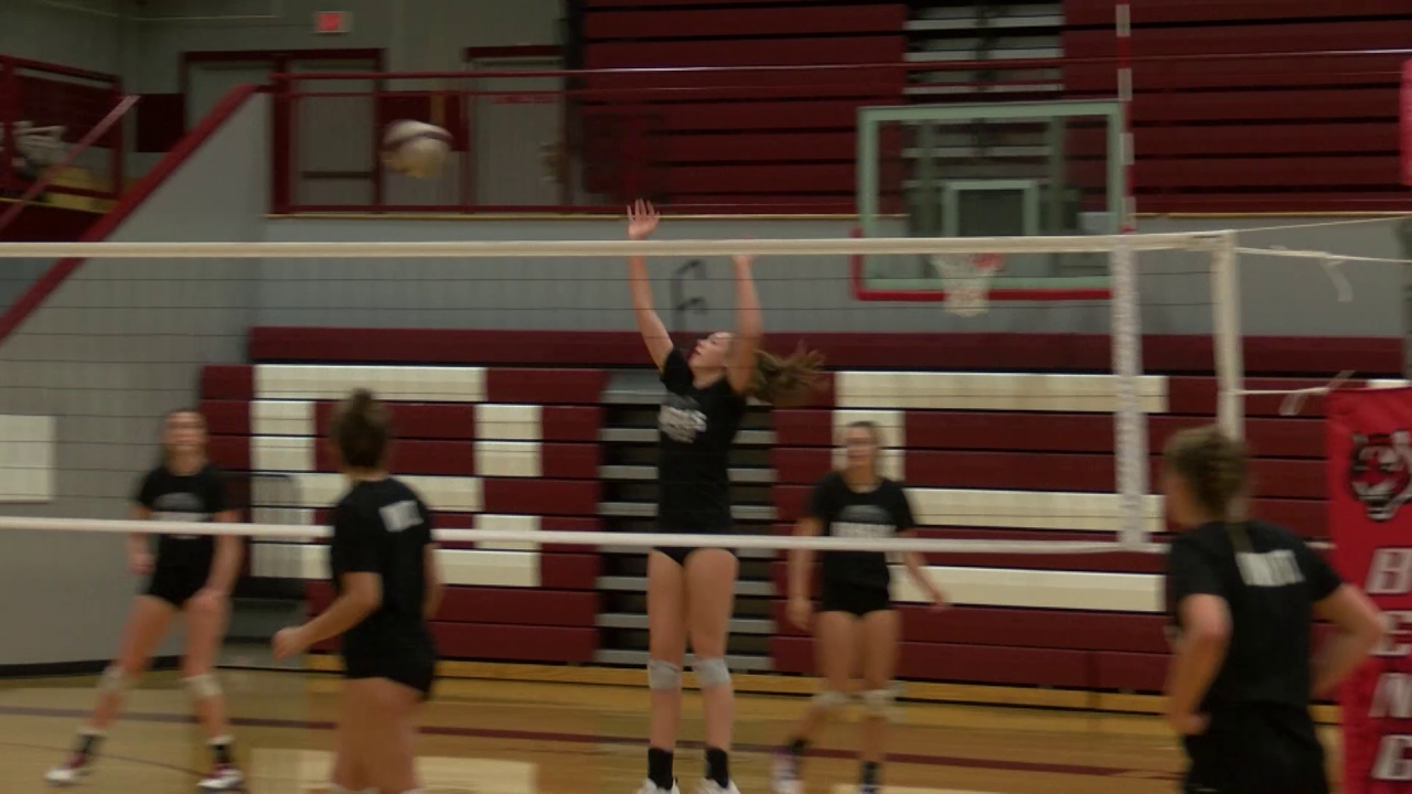 Helena High volleyball itching for game day