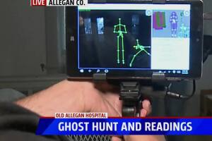 ghost hunting and readings