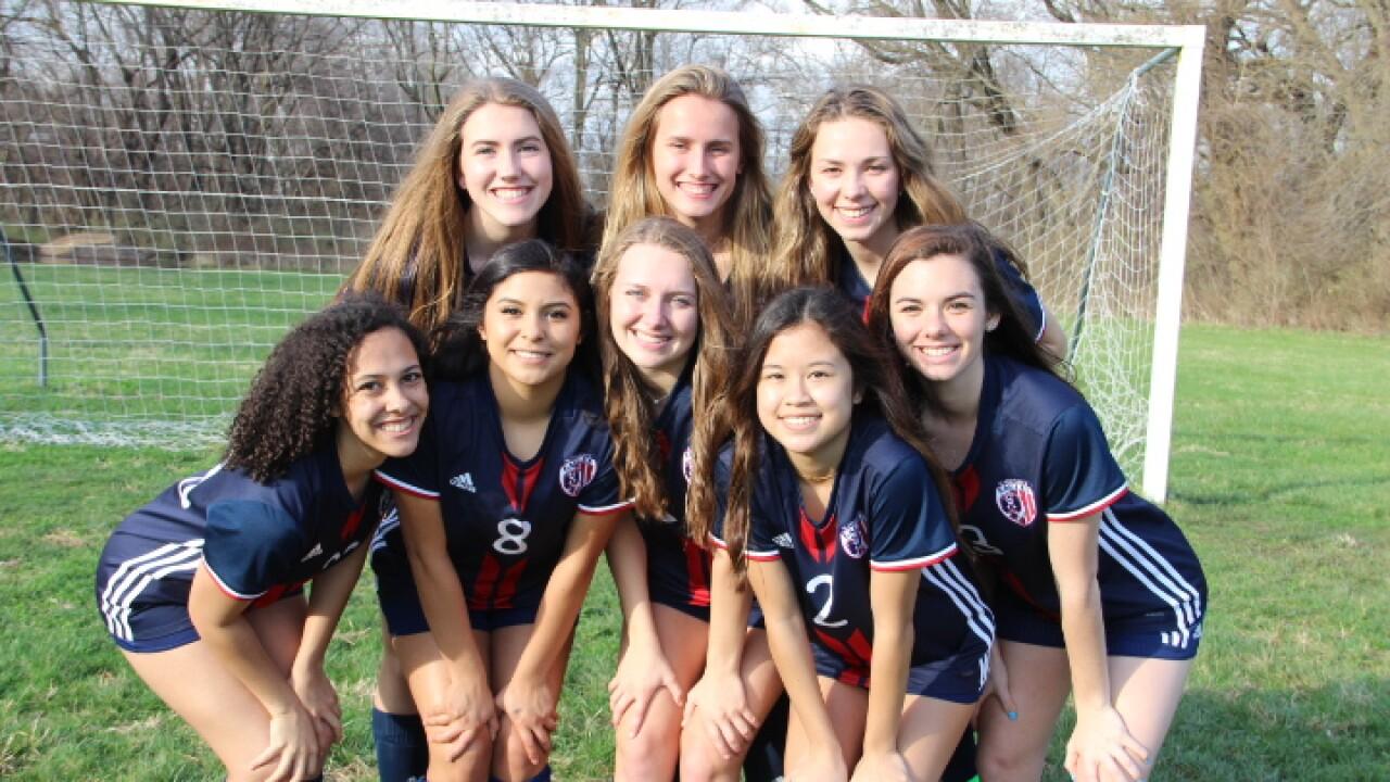 Olathe North Girls Soccer
