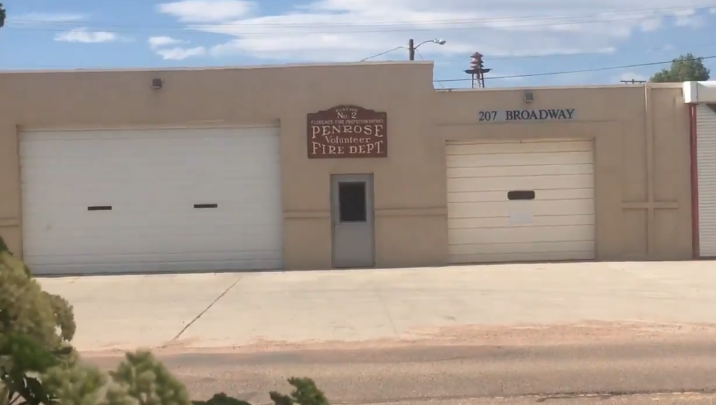 Penrose Volunteer Fire Department