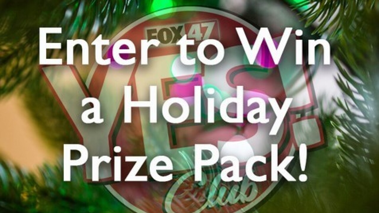 Happy Holiday Giveaway 2019