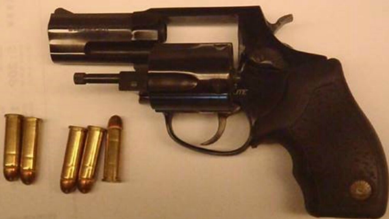 Gun found in backpack at Richmond airport; traveler wanted to hide it from kids
