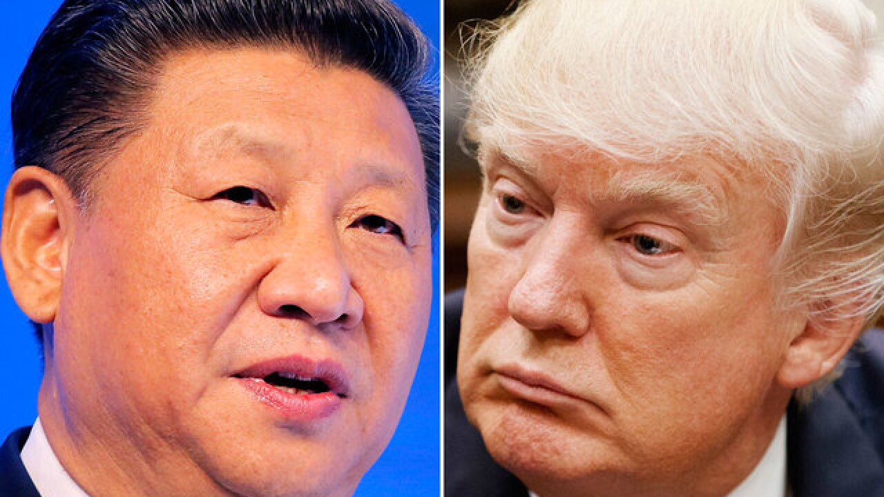 Chinese President Xi Jinping to meet President Donald Trump, who predicts 'difficult' meeting