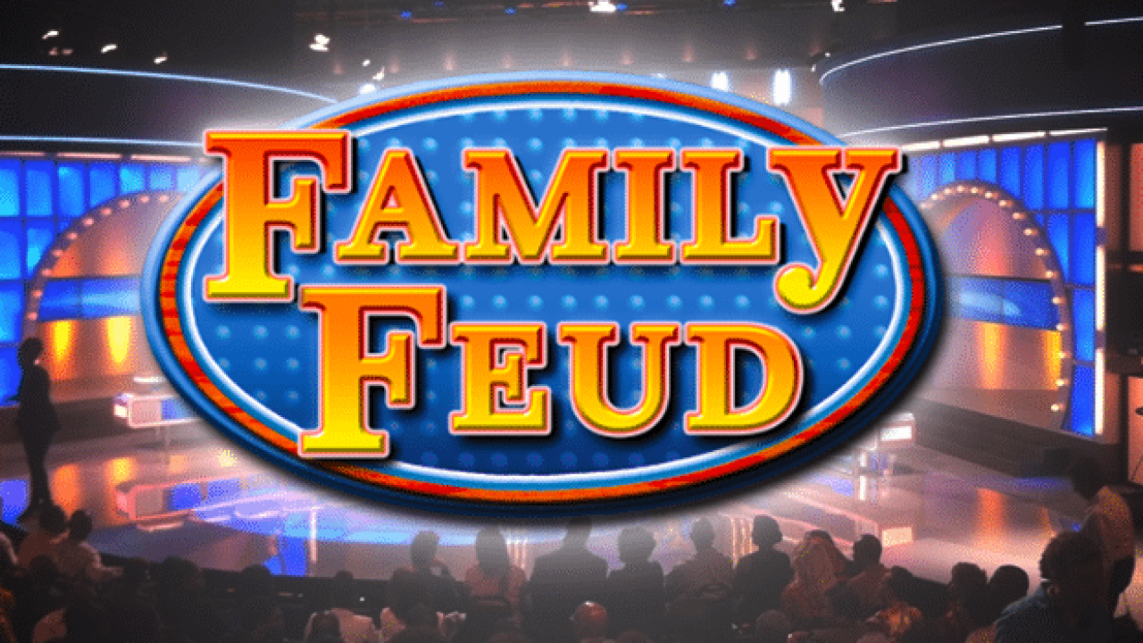 Want to play the Feud? Family Feud auditions are coming to Phoenix