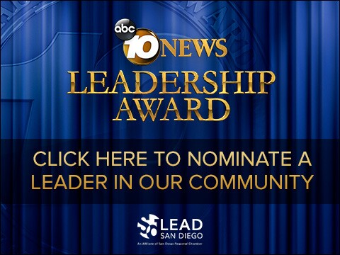 NOMINATE A LEADER TODAY!