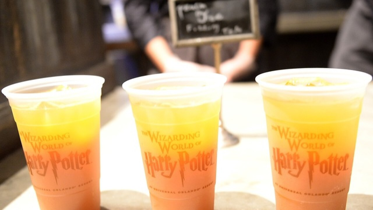 Harry Potter Bar