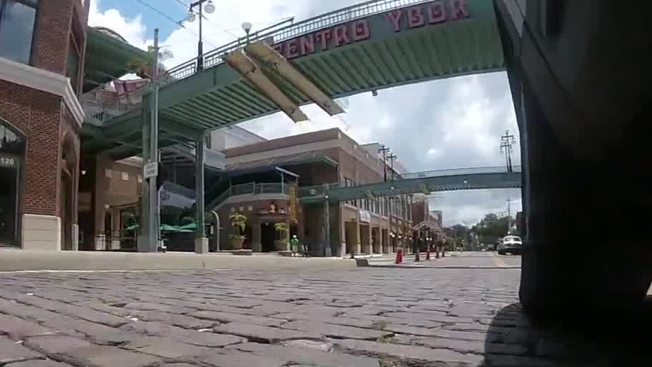 Proposed Ybor City brick project would cost more than $3 million