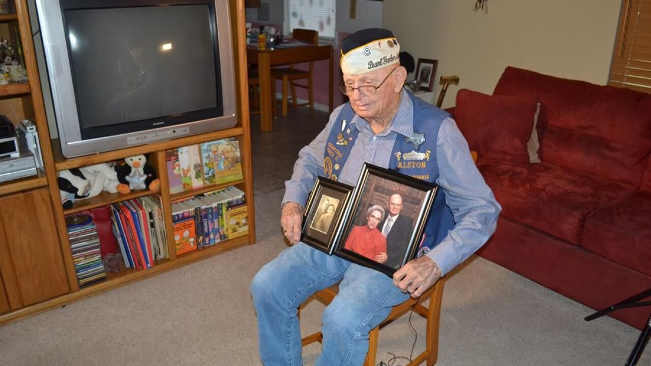 Central Texas Pearl Harbor survivor shares his story