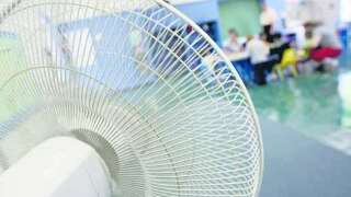 Cooling Centers open Thursday
