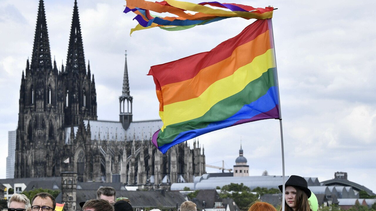Germany bans so-called gay conversion therapy for minors