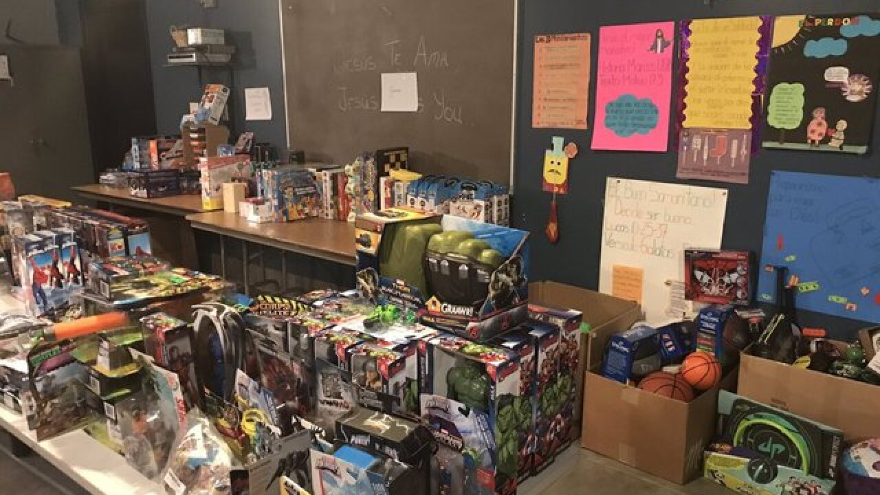 Charities hope holiday donations keep coming