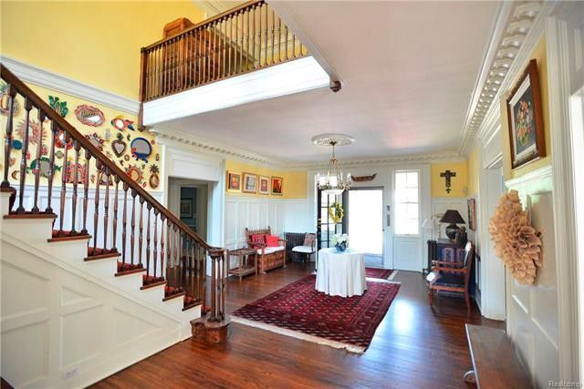 Photos: Jack White's old home in Detroit's Indian Village for sale for $1.2M