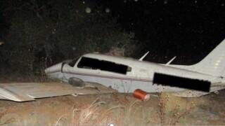 Page Plane Crash
