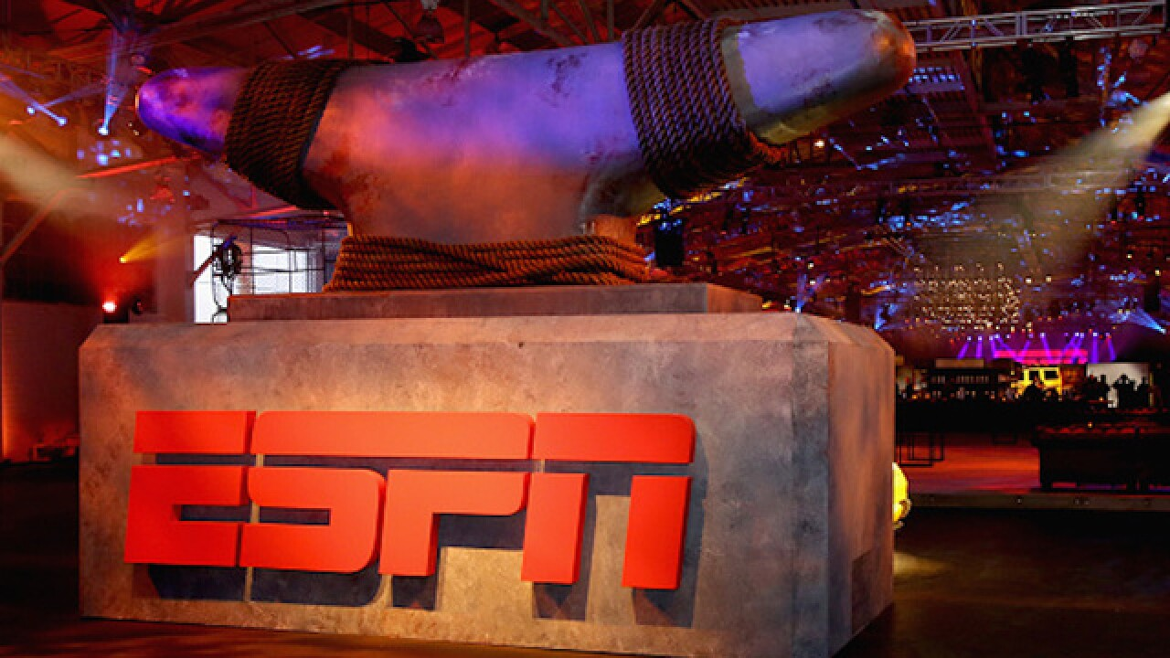 ESPN apologizes after fantasy football segment compared to slave auction