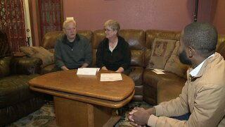Problem Solved: Couple receives $1,200 check for chemotherapy coverage