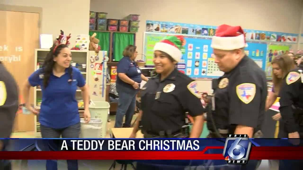 Teddy Bears delivered at Oak Park pre-kindergarten