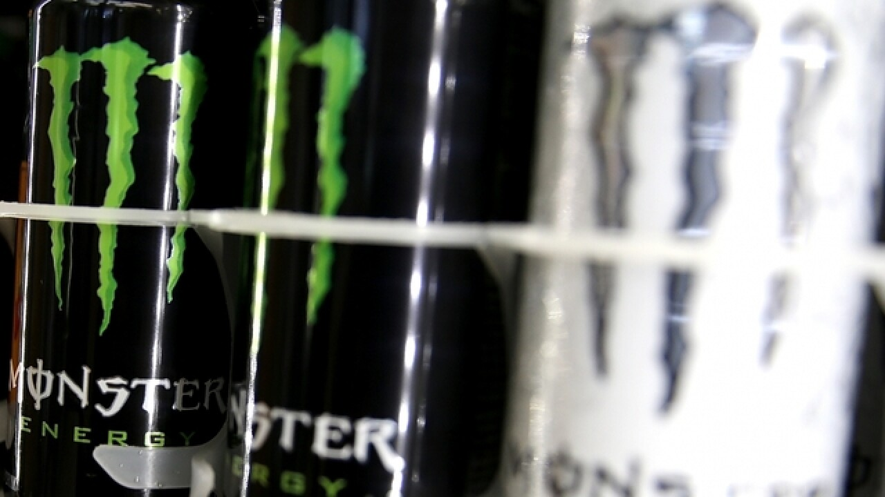 Study suggests there is a link between energy drinks and hepatitis