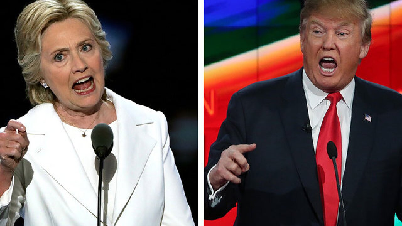 Round 3 of Trump v Clinton: presidential debate viewers' guide