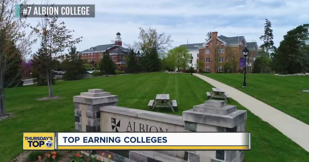 These are the top 7 Michigan colleges with the best earning potential